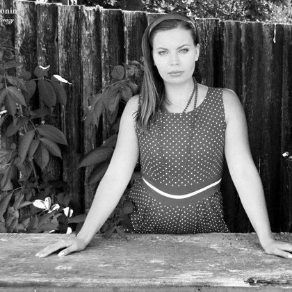 Kristýna Bělková, foto LaCrazy